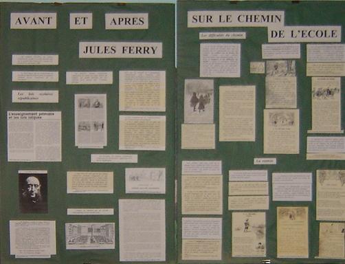 expo jules ferry musee du livre scolaire d`auxerre